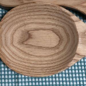 Sur La Table Kitchen - Sur La Table Hand Carved Wood Salad Servers